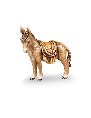 Donkey Figurine - Natural