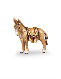 Donkey Figurine - Natural
