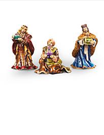 The Three Wise Men Figurines - Jewel