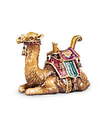 Sitting Camel Figurine - Jewel