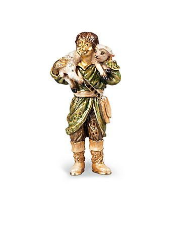 Shepherd Boy Figurine - Jewel