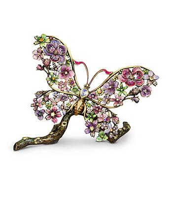 Annabel Floral Butterfly Figurine - Flora
