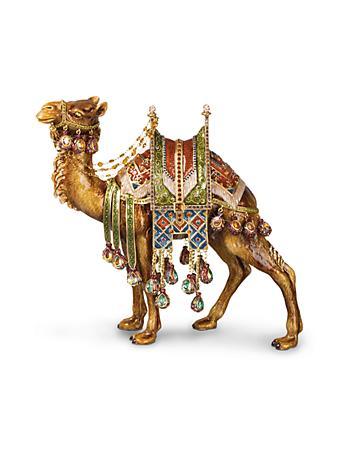 Alexander Grand Camel Figurine - Jewel