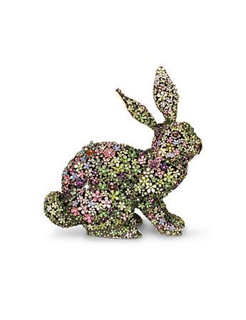 Lydia Mille Fiori Bunny Figurine - Flora