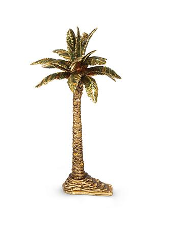 Palm Tree Objet - Natural