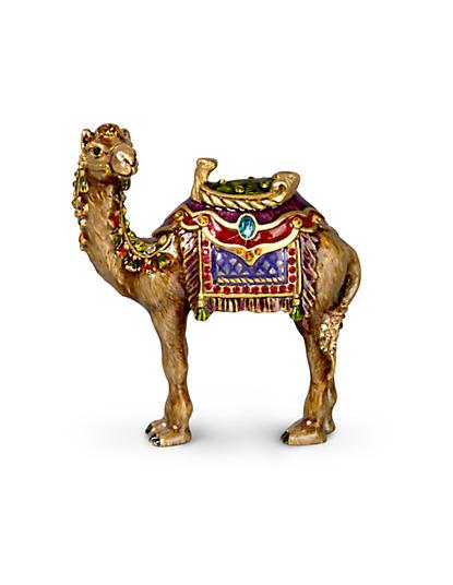 Duncan Camel Figurine - Jewel