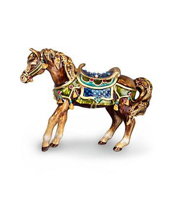 Abbey Horse Figurine - Jewel