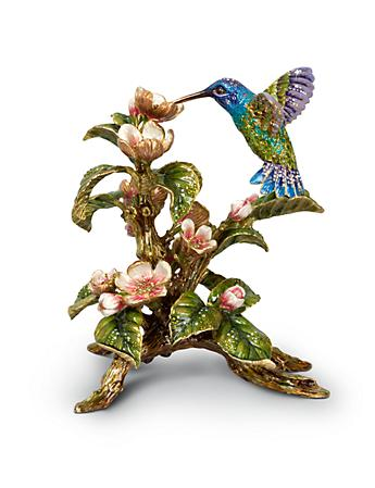 Dawn Hummingbird Tableau - Flora
