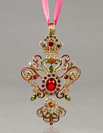 2012 Annual Ornament - Jewel