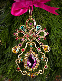 2014 Annual Ornament - Jewel