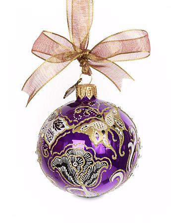 "Butterfly Nouveau Artisan 3"" Ornament - Bouquet"