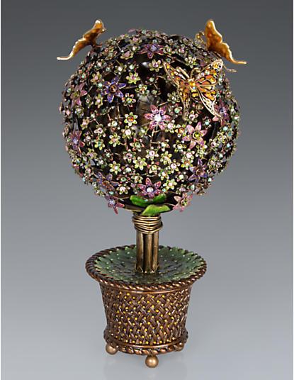 Helena Round Topiary - Flora