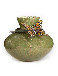 Lorelei Butterfly Vase - Flora