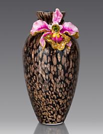 Audra Orchid Mini Vase - Flora