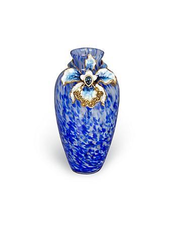 Audra Orchid Mini Vase - Delft Garden
