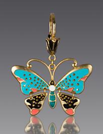 Melissa Butterfly Key Chain - Precious