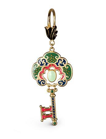 Cooper Key Chain - Precious