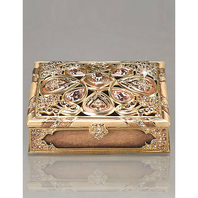 Alexander Arabesque Box - Blush