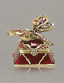 Malka Dragonfly Box - Jewel