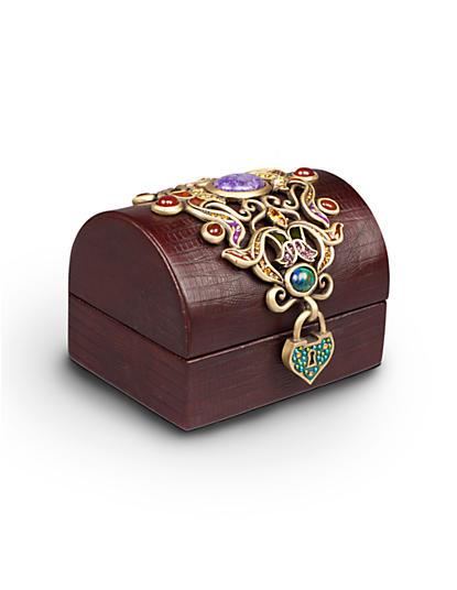 Lolita Treasure Leather Box - Spice