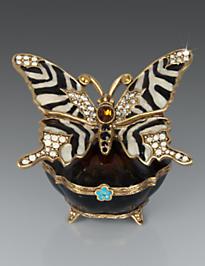 Joyce Butterfly Box - Safari