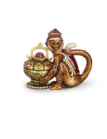 Pip Monkey Box - Jewel