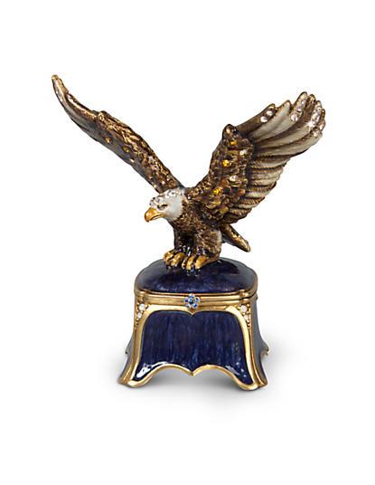 Dillon Eagle Box - Natural