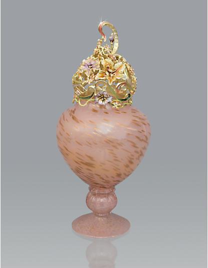 Jacqueline Floral Grand Apothecary Jar - Boudoir