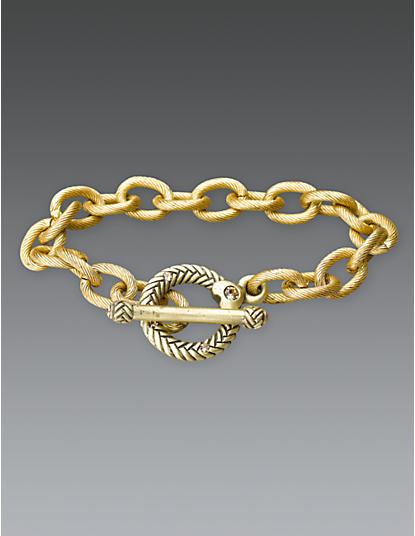 Rhodes Toggle Bracelet - 8