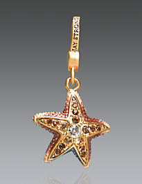 Ester Starfish Charm - Natural