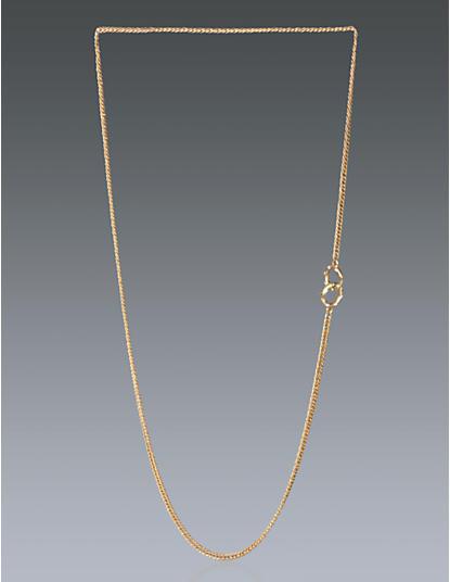 Ada Mini Toggle Necklace - 32
