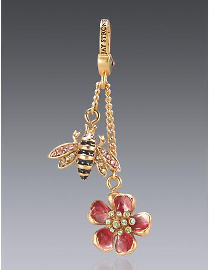 Makayla Bee & Flower Charm - Flora