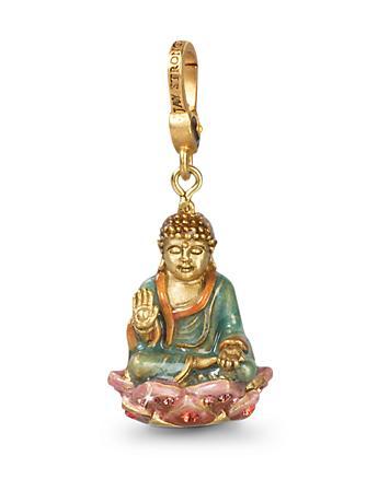 Buddha Charm - Turquoise