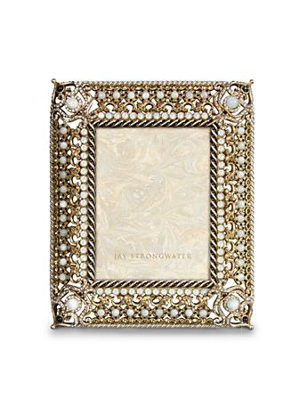 "Patricia 3"" x 4"" Frame (Jay's First Frame) - Gold"