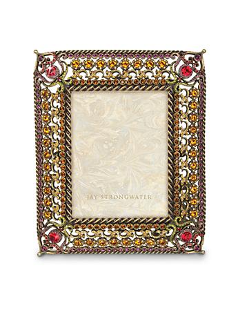 "Patricia 3"" x 4"" Frame (Jay's First Frame) - Jewel"