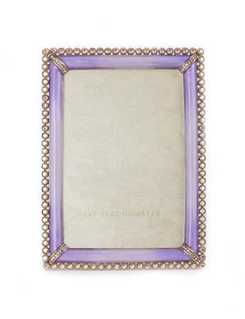 lorraine stone edge 4 x 6 frame lavender