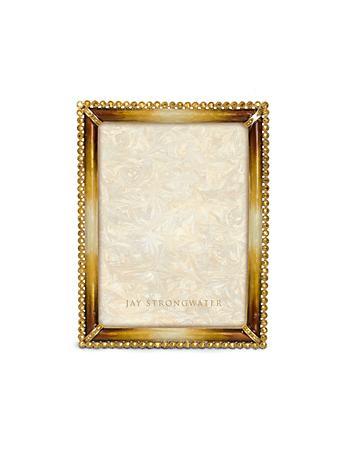 "Lucas Stone Edge 5"" x 7"" Frame - Golden"