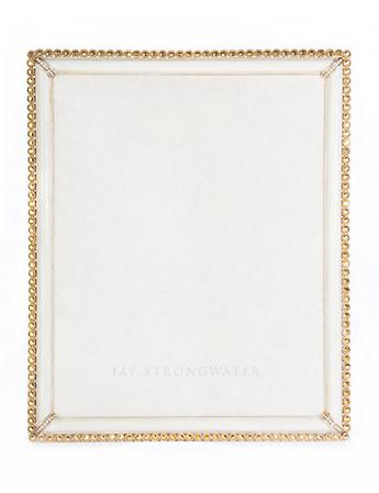 "Laetitia  Stone Edge 8"" x 10"" Frame - Gold"