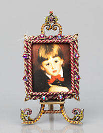 Reuben Small Easel Frame - Jewel
