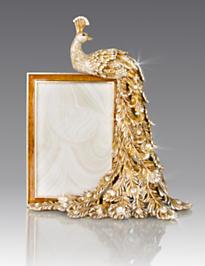 Alexi Peacock Figurine 4