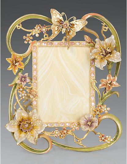 Madeleine Floral/Cabochon 5