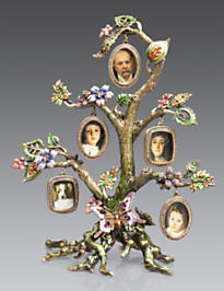 Tyson Tree of Life Frame - Flora