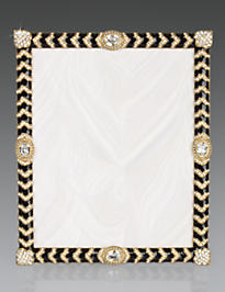 Alden Crystal Chevron 8