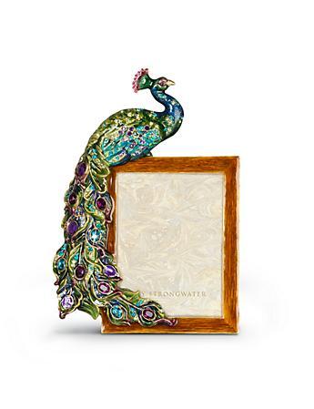 "Grant Peacock 3"" x 4"" Frame - Peacock"