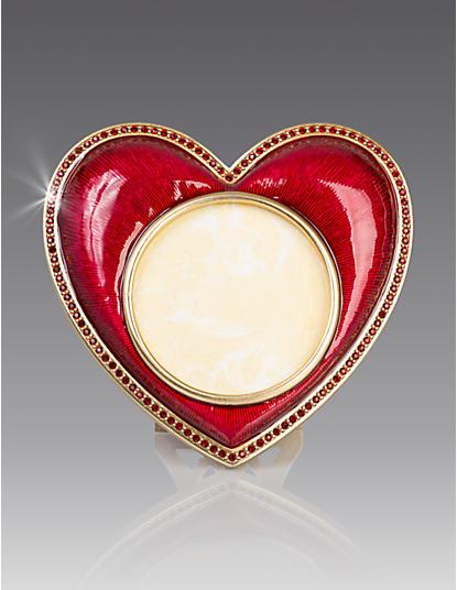 Chantal Heart Frame - Siam
