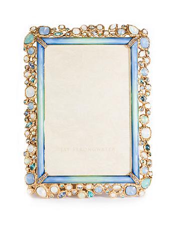 """Emery Bejeweled 4"""" x 6"""" Frame - Oceana"""