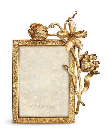 "Irene Tulip 5"" x 7"" Frame - Gold"