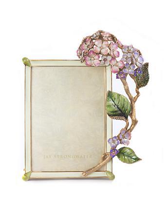"Gail Hydrangea 5"" x 7""   Frame - Flora"