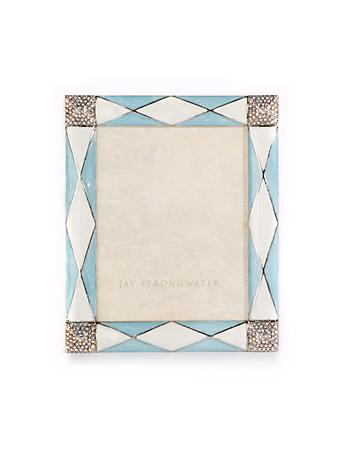 "Alex Argyle 3"" x 4"" Frame - Pale Blue"