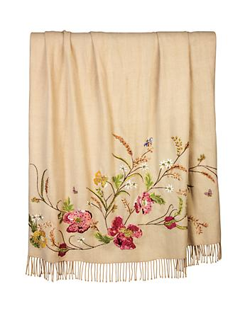 Poppy Throw - Flora